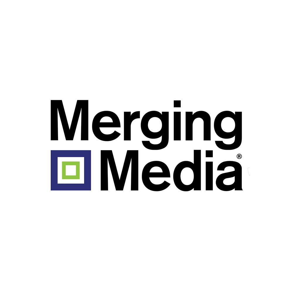 Merging Media logo